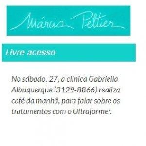 No sábado, 27, a clínica Gabriella Albuquerque realiza café da manhã - Márcia Peltier