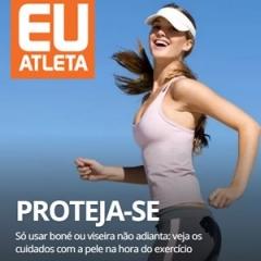 DICAS DE PREVENÇÃO E PROTEÇÃO CONTRA O SOL DURANTE O TREINO - EU ATLETA/GLOBOESPORTE.COM