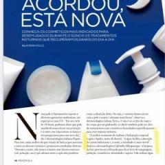 Veículo: Revista Ela, Jornal O Globo Data: 17/10/2021