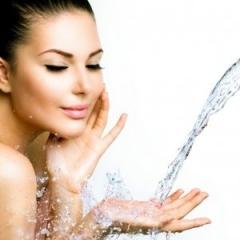 Cuidados com a pele  - Hidratação