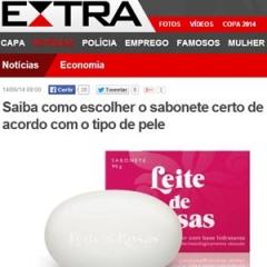 SAIBA COMO ESCOLHER O SABONETE CERTO DE ACORDO COM O TIPO DE PELE